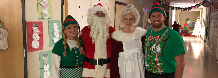 An Evening with Santa & His Missus