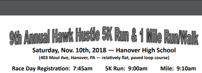Headline image for Hawk Hustle