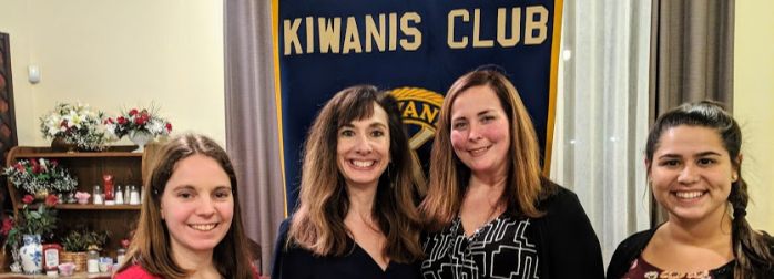 Headline image for Kiwanis Welcomes New Teachers